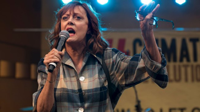 Susan Sarandon Slams Social Media Trolls Blaming Her for Trump Victory