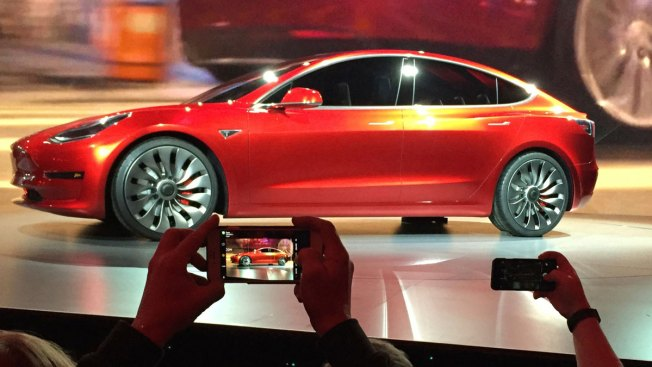 Tesla Says Its Model 3 Car Will Go Into Production Friday