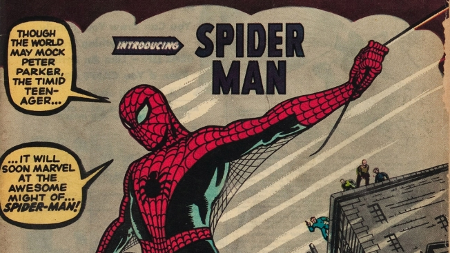 Rare Spider-Man Comic Sells at Auction for $454,100