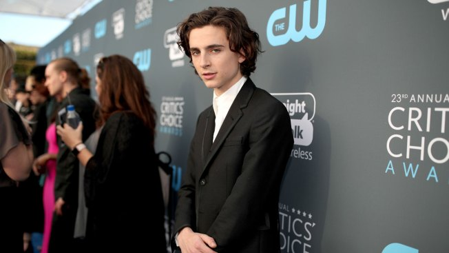 Timothee Chalamet Joins Growing Number of Actors Renouncing Woody Allen