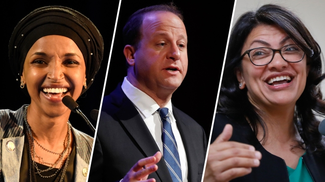 Political Pioneers: Voters Elect Nation's 1st Openly Gay Governor, 1st Female Muslim Representatives