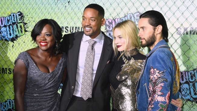 'Suicide Squad' Loses Some Luster in 2nd Box-Office Weekend