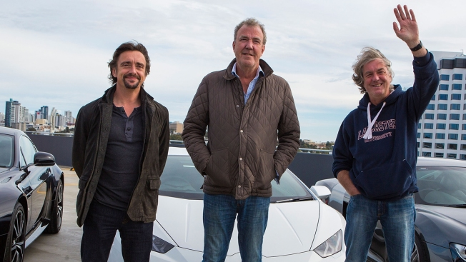 Ex-'Top Gear' Trio to Host New Car Show for Amazon Prime