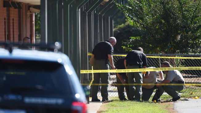 2 students, teacher injured in SC school shooting