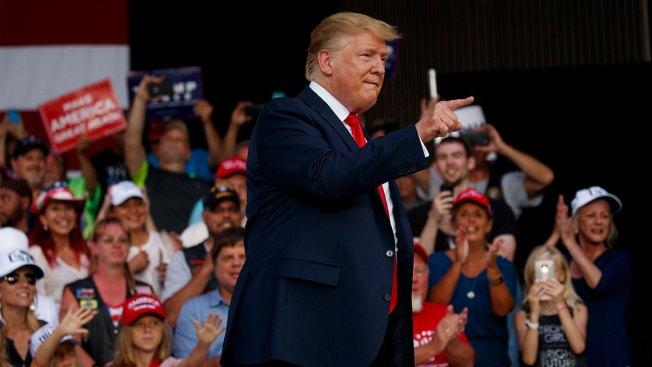 AP Fact Check: Trump Brings Puerto Rico Fiction to Florida