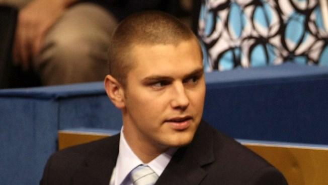 Track Palin, Son of Ex-Alaska Gov. Sarah Palin, Arrested on Domestic Violence Charge