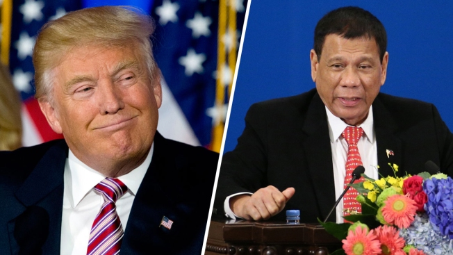 Trump Called Duterte to Extend an Invitation to the White House, Affirm Alliance