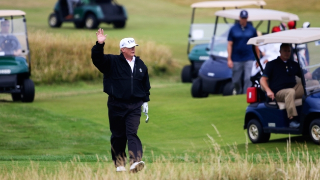 Commander in Cheat? New Book Recounts Golf Misdeeds by Trump