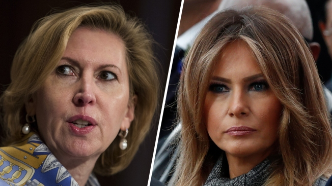 Melania Trump Calls for Firing of Top National Security Aide in Extraordinary Move