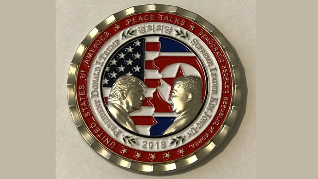 White House Under Fire for Commemorative Coin Featuring 'Supreme Leader' Kim Jong Un
