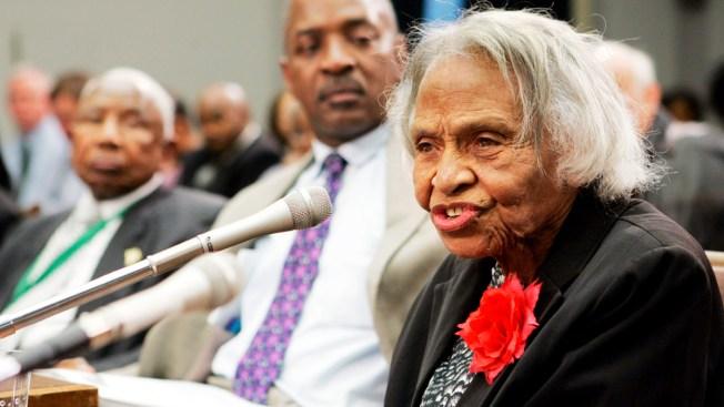 Olivia Hooker, One of the Last Tulsa Race Riot Survivors, Dies at 103