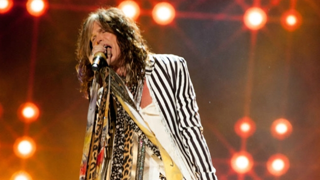 Aerosmith Cancels South American Tour Dates After Steven Tyler Falls Ill