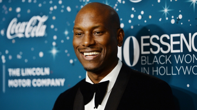 Tyrese Gibson Reveals 'Secret' Valentine's Day Wedding
