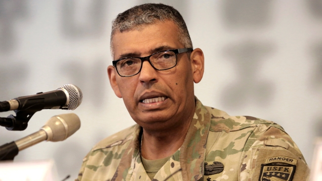 US Commander Says Pressure Key to Nuclear Diplomacy