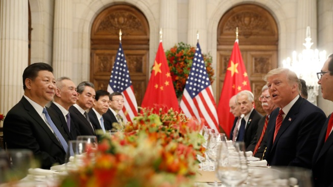 China Says Plans Made for US Trade Talks in January