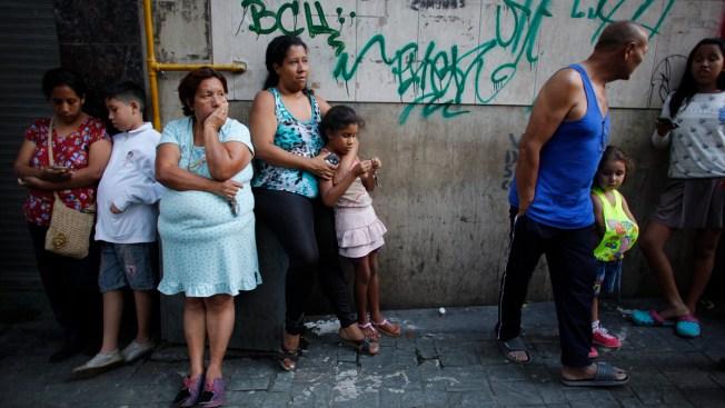 Strong Quake Hits Venezuela, But Little Damage Reported