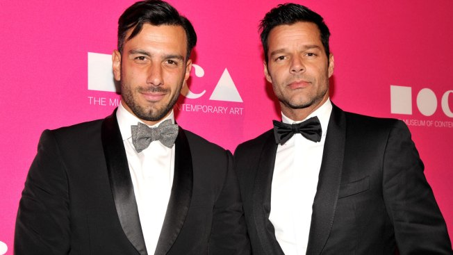 Ricky Martin Weds Beau Jwan Yosef