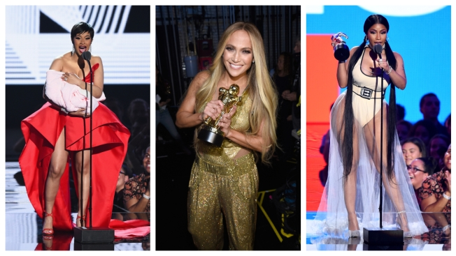 MTV VMAs 2018 Winners: The Complete List