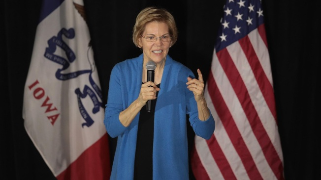 Warren Makes Surprise Appearance at Luncheon Honoring Native American Women