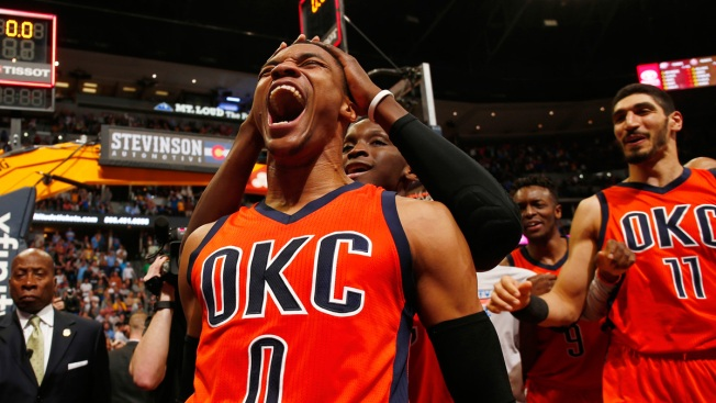Westbrook caps year with MVP
