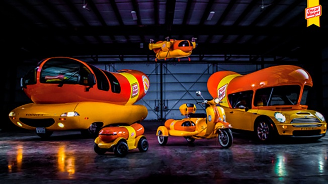 Oscar Mayer Adds New Vehicles, Drone to WienerFleet