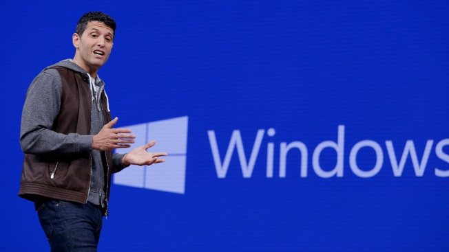 Microsoft unveils update to Windows, with brand new design and features