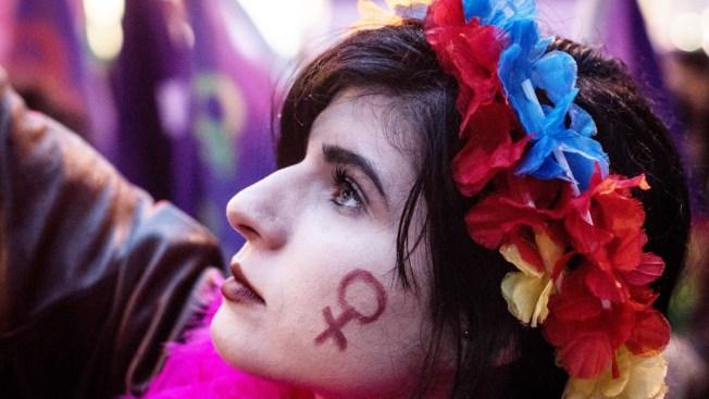 The World Marks International Women's Day