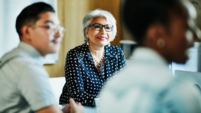 Poll: Some Younger Workers Not Happy With Graying Workforce