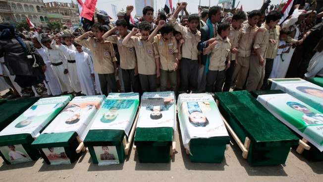 UN Says Civilian Casualties in Yemen Average 123 Per Week
