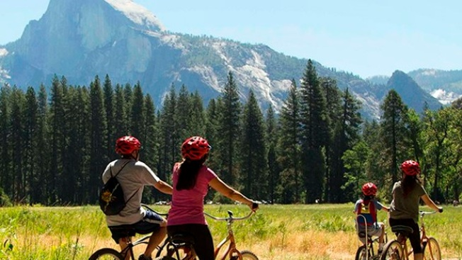 Yosemite Bike Rentals: Now Open