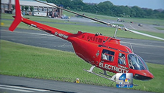 Victims Identified in Movie Ranch Chopper Crash