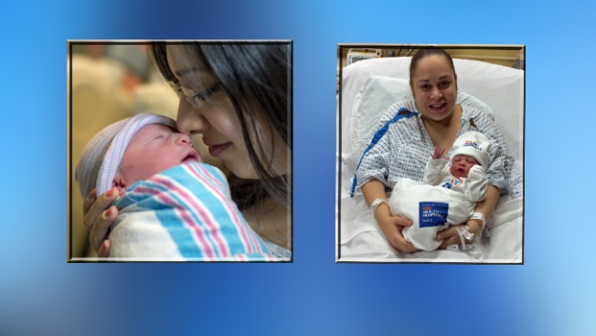 2 Newborns Share Title of NYC's First Baby of 2016