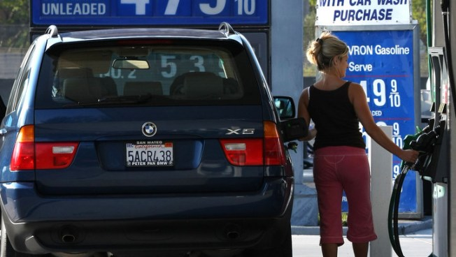 Gas Prices Down, Thanksgiving Road Trips Up