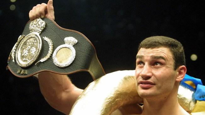 Report: Boxer Klitschko Eyes Ukraine Presidency