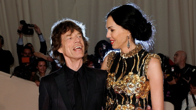 Jagger Begins Arrangements for Girlfriend's Funeral
