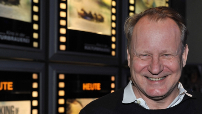 """Avengers"" Star Stellan Skarsgard Welcomes Baby Number Eight"