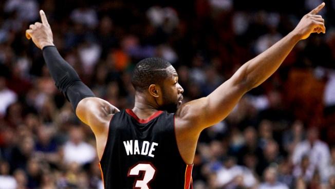 Heat Win Finals Rematch, Top Mavericks 106-85