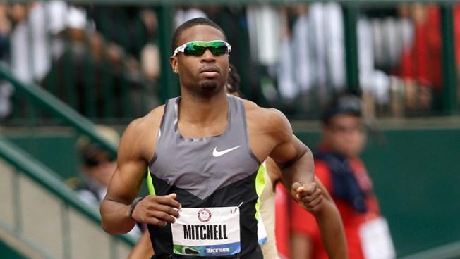 U.S. Runner Finishes Olympic Relay Leg on Broken Leg