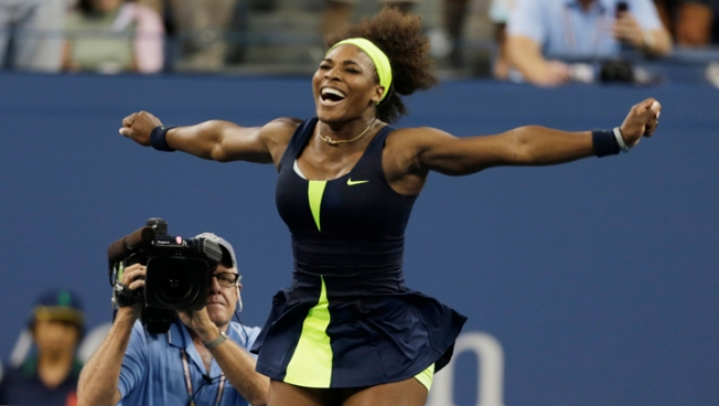 Serena Williams Back at No. 1