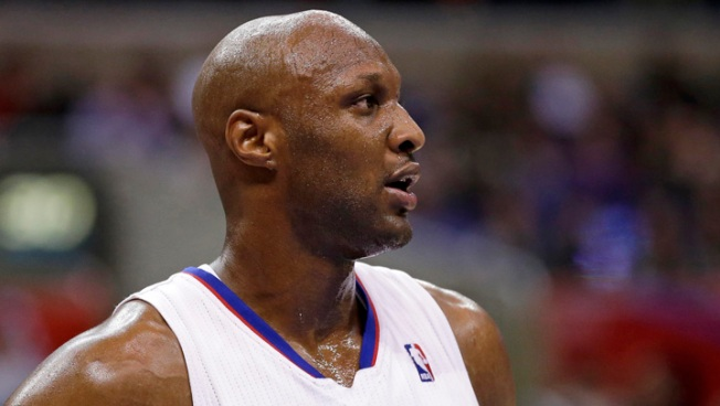 Lamar Odom's Driver's License Suspended After DUI