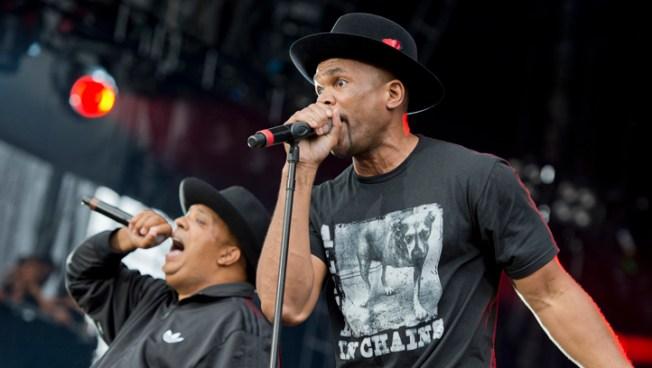 Run DMC Reunites for Philadelphia Music Festival