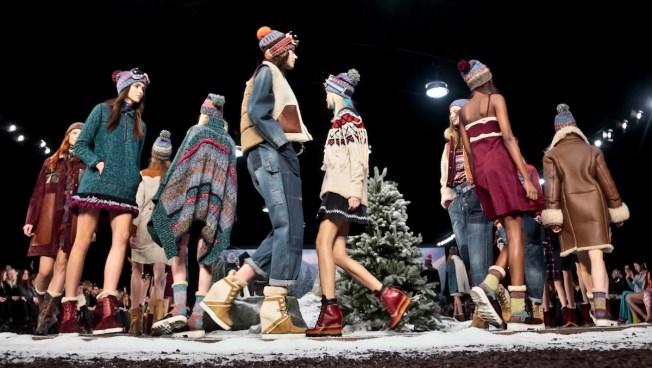 Fashion Week: Tommy Hilfiger, Thom Browne, Carolina Herrera, Zac Posen