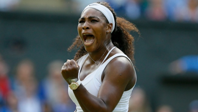 Serena Williams Is Going for Olympic Gold on Cover of Self Magazine: 'I Live for This'