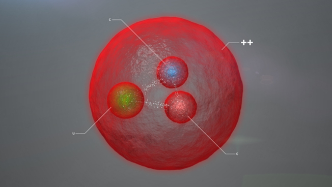 Physicists Find New Particle With a Double Dose of Charm