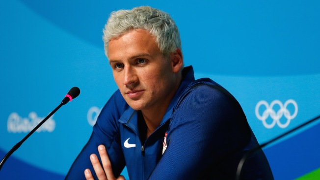 Olympian Ryan Lochte Suspended by US Anti-Doping Agency for Use of IV