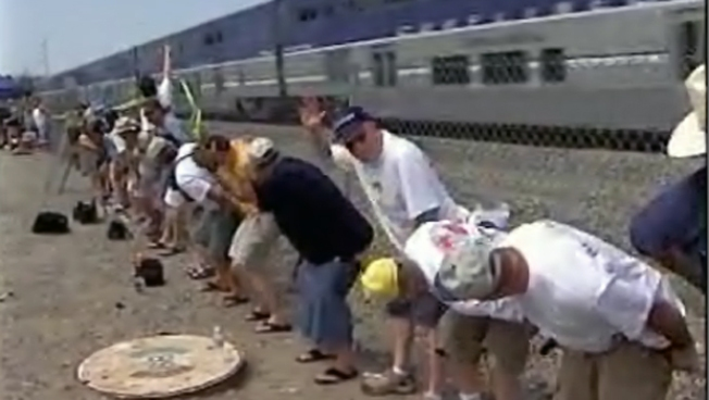 O.C. City Moves to Eclipse Amtrak Mooning