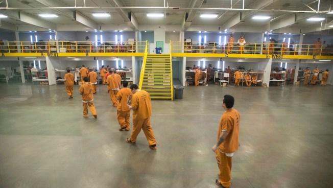Inmates File Lawsuit Alleging Numerous Abuses in Orange County Jails