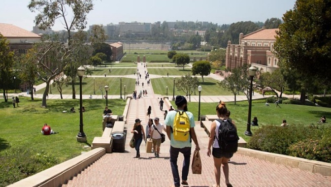 UC System Accepts Record Number of California Applicants, Nearly 100K