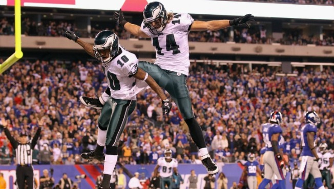 The Eagles Do It to the Giants Again