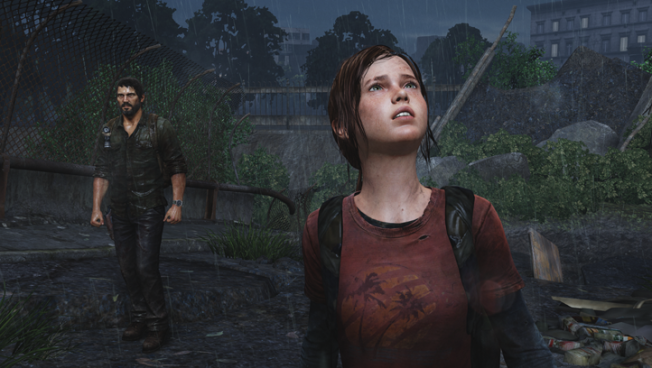 """""""The Last Of Us"""" a New First for Naughty Dog"""